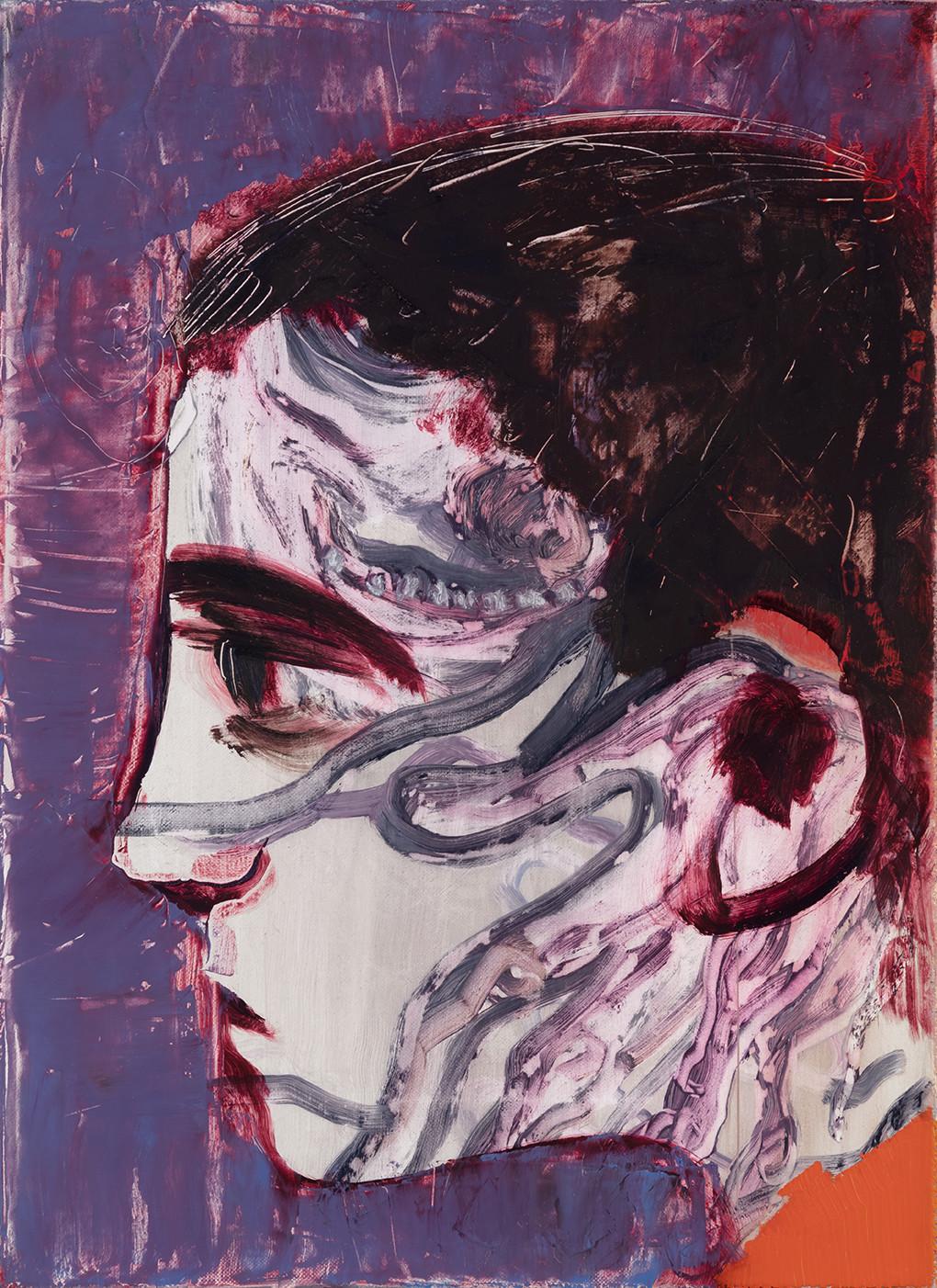 Sanya Kantarovsky Modern Art